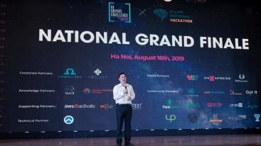 ThinkZone tại Vòng Chung kết Vietnam AI Grand Challenge 2019