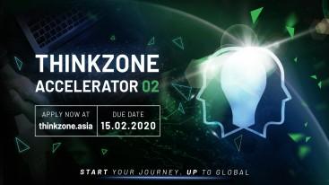 THINKZONE ACCELERATOR trở lại với BATCH 02, đưa startup Việt vươn ra thị trường quốc tế
