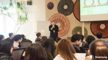"""""""CHÁY VÉ"""" với sự kiện Crash Course: Design Thinking in a nutshell"""