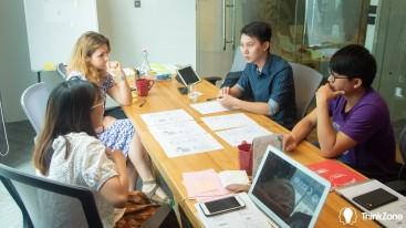 ThinkZone đánh giá một startup dựa trên những tiêu chí nào?